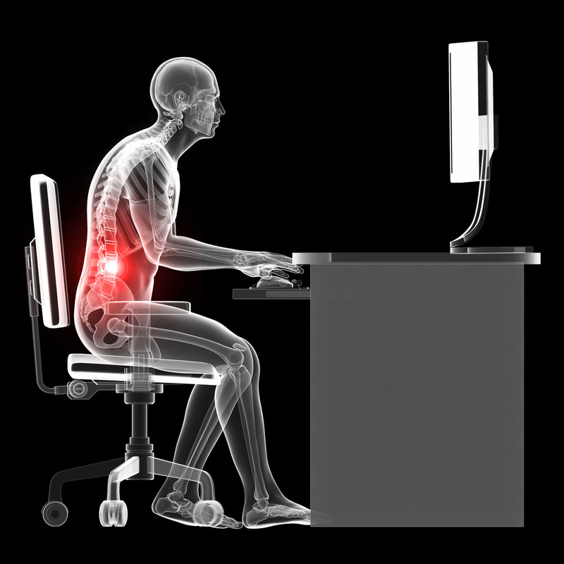 Ergonomic Back Injuries